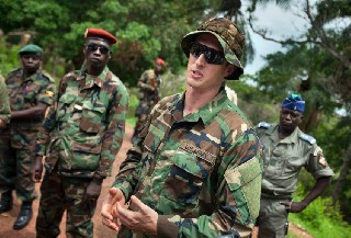 US Special forces in Africa