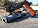 Smith and Wesson SW1911SC