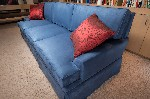 couchbunker with cushions