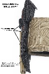 How to attach molle gear