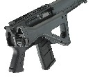 SiG 556 with stock folded