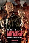 A good day to die hard one sheet