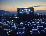 Drive in threater