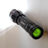 Dorcy 41 4297 150 lumen aluminum flashlight