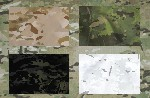 Crye Precision multicam patterns arid tropical alpine transitional